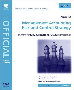 Management Accounting-Risk and Control Strategy