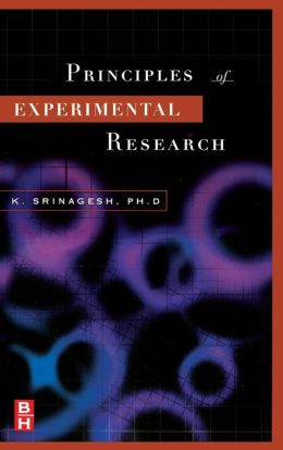 The Principles of Experimental Research