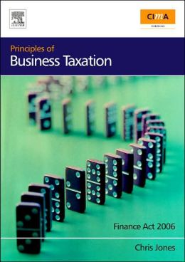 Principles of Business Taxation: Finance Act 2006