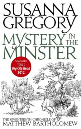 Mystery in the Minster (Matthew Bartholomew Series #17)