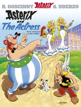 Asterix and the Actress: Album #31