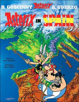 Asterix in Spain: Album #14