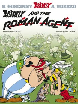 Asterix and the Roman Agent: Album #15
