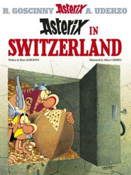 Asterix in Switzerland: Album #16