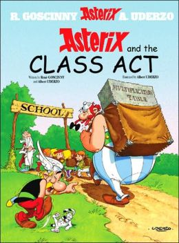 Asterix and the Class Act: Album #32