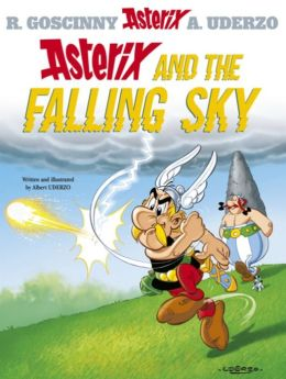 Asterix and the Falling Sky: Album #33