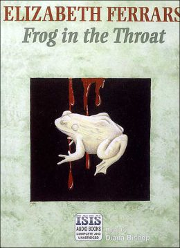Frog in the Throat