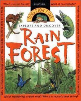 Question Time: Rainforest