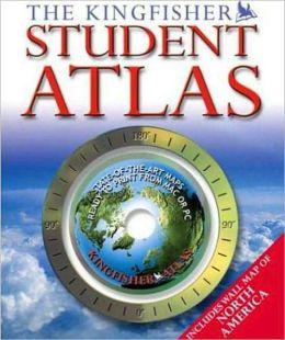 Kingfisher Student Atlas
