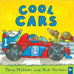 Cool Cars (Amazing Machines Series)
