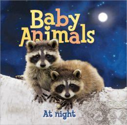 Baby Animals At Night