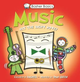 Music (Basher Series)