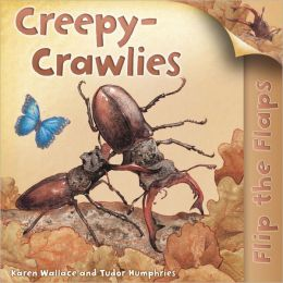 Flip The Flaps: Creepy-Crawlies