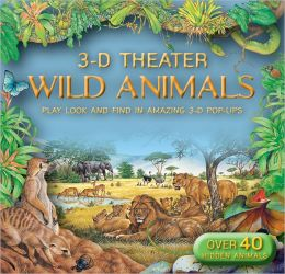 3D Theater: Wild Animals