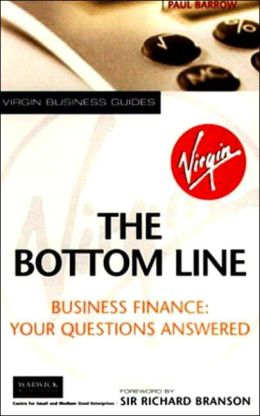 Bottom Line: Business Finance - Your Questions Answered