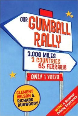 Gumball Rally: The Wackiest Race on Earth
