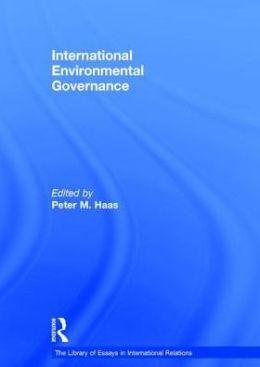 International Environmental Governance