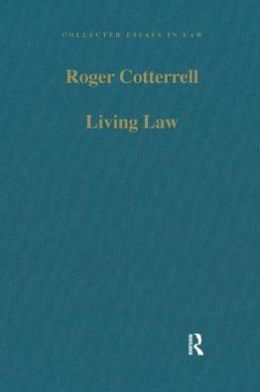 Living Law: Studies in Legal and Social Theory