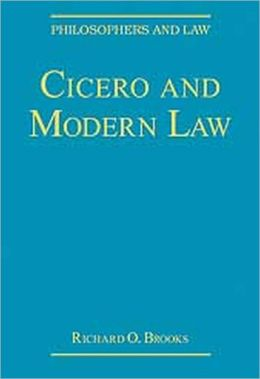 Cicero and Modern Law