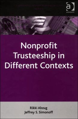 Nonprofit Trusteeship in Different Contexts
