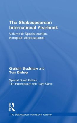 Shakespearean International Yearbook