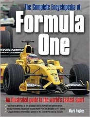 The Unofficial Complete Encyclopedia of Formula One