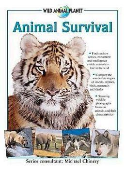 Animal Survival (Wild Animal Planet Series)