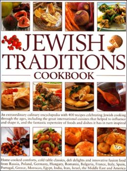 Jewish Traditions Cookbook