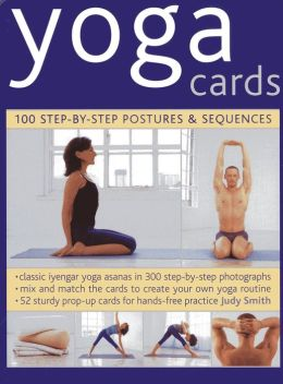 Yoga Cards: 100 Step-By-step Postures and Sequences