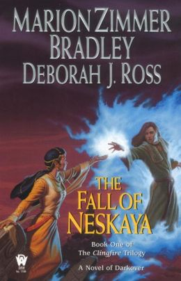 The Fall of Neskaya (Clingfire Trilogy #1)