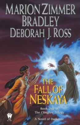 The Fall of Neskaya (Clingfire Trilogy #1)