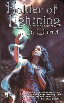 Holder of the Lightning (Cloudmages Series #1)