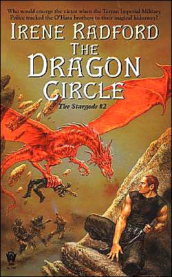 The Dragon Circle (Stargods Series #2)