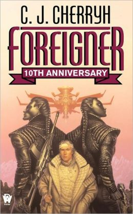 Foreigner (First Foreigner Series #1)