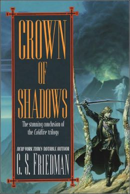 Crown of Shadows (Coldfire Series #3)