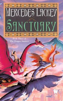 Sanctuary (Dragon Jousters Series #3)