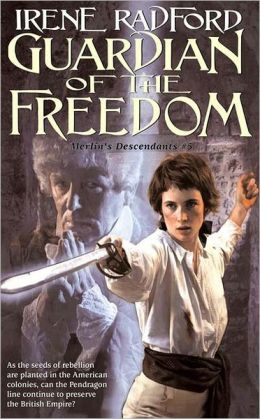 Guardian of the Freedom (Merlin's Descendents Series #5)