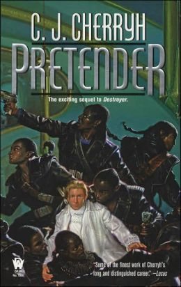Pretender (Third Foreigner Series #2)