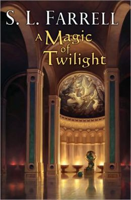 A Magic of Twilight (Nessantico Cycle Series #1)