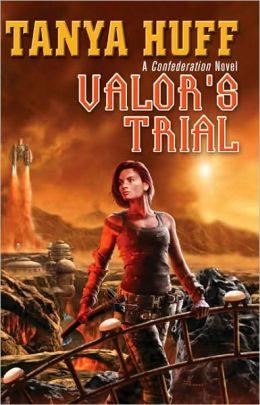 Valor's Trial (Confederation Series #4)