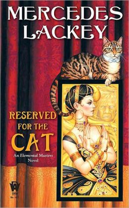 Reserved For the Cat (Elemental Masters Series #6)