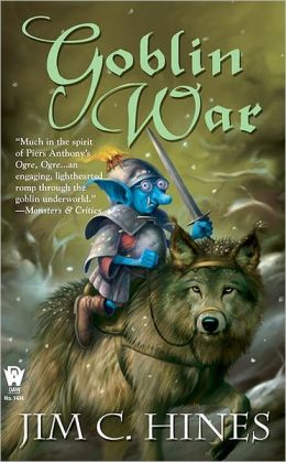 Goblin War (Jig the Goblin Series #3)
