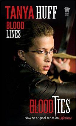 Blood Lines (Blood Books Series #3)
