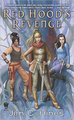 Red Hood's Revenge (Princess Novels Series #3)