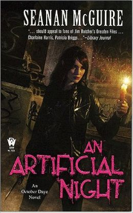 An Artificial Night (October Daye Series #3)