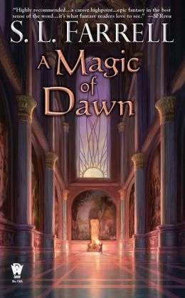 A Magic of Dawn (Nessantico Cycle Series #3)