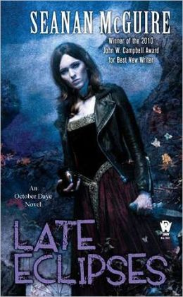 Late Eclipses (October Daye Series #4)