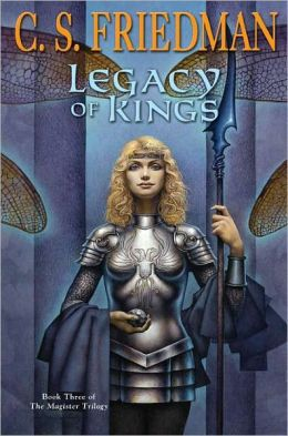 Legacy of Kings (Magister Series #3)