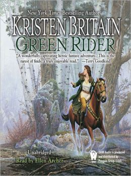 Green Rider: Green Rider Series, Book 1
