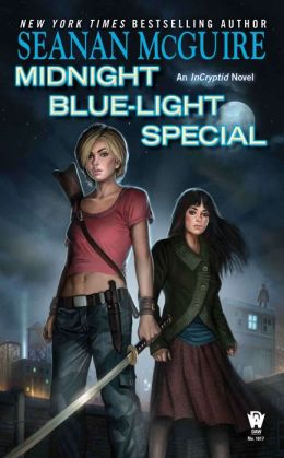 Midnight Blue-Light Special (Incryptid Series #2)